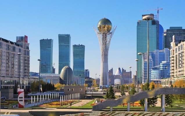 Kazakistan'a işçi olarak gitmek için